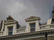 Leaking Dormer Roof