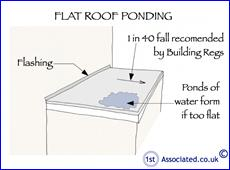 Flat Roofs Problems And How We Can Help You Solve Them
