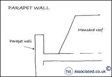 Parapet wall to Mansard roof  sc 1 st  1st Associated & Problems with parapet walls memphite.com