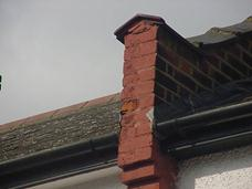 Problems with parapet walls